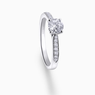 Tulipan Engagement Ring