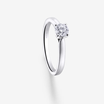 Camelia Engagement Ring