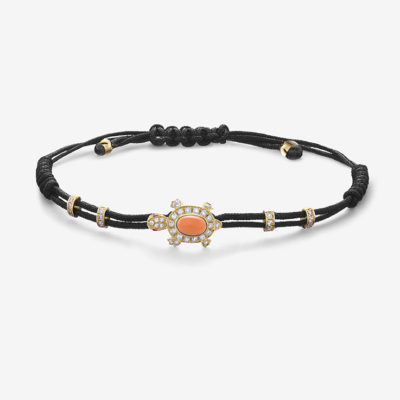 Pulsera Animalia Tortuga Orange