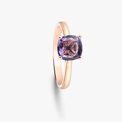 Durán Amethyst Ring
