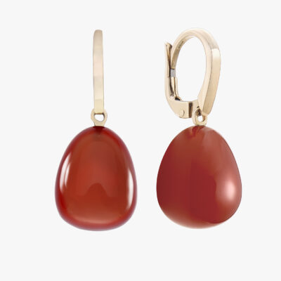 Durán Carnelian Earrings