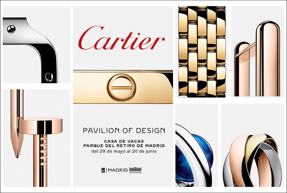 Visita #CartierPavilionOfDesign