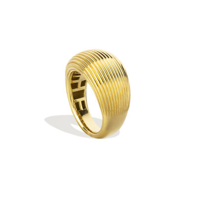 Durán Ring in Yellow Gold